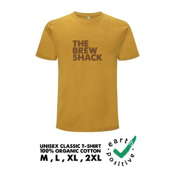 The Brew Shack T-Shirt / Mango